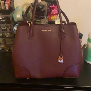 Michael kors Mercer gallery large satchel